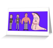 The Jerry Sacle Greeting Card