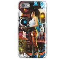 Portal 2 Movie? iPhone Case/Skin