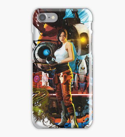 Portal 2 Movie? iPhone Case/Skin