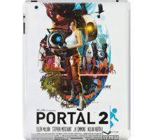 Portal 2 Movie? iPad Case/Skin