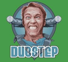 Dubstep Arnie One Piece - Short Sleeve