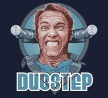 Dubstep Arnie One Piece - Short Sleeve