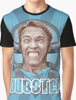 Dubstep Arnie Graphic T-Shirt