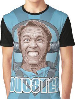 Dubstep Arnie Graphic T-Shirt