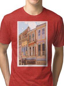 Singapore extended Tri-blend T-Shirt