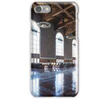 Los Angeles Union Station Original Ticket Lobby vertical iPhone Case/Skin