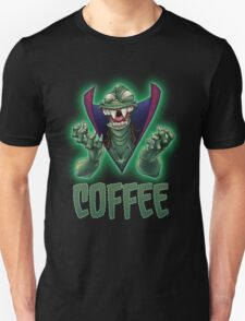 Ziltoid Needs COFFEE Unisex T-Shirt