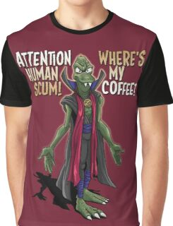 Where's My Coffee? Graphic T-Shirt