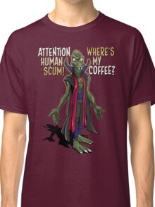 Where's My Coffee? Classic T-Shirt