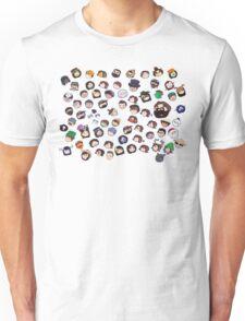 Every official Grump Head (2/14/2016) Unisex T-Shirt
