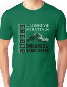 Erebor: The Lonely Mountain Unisex T-Shirt
