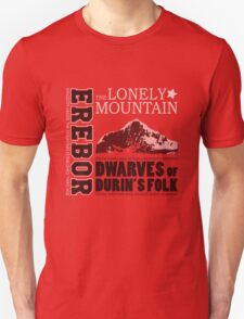 Erebor: The Lonely Mountain Unisex T-Shirt
