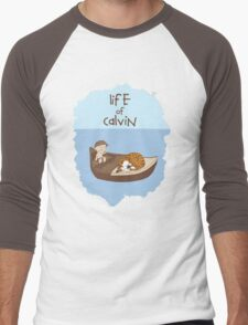 Life of Calvin Men's Baseball ¾ T-Shirt