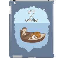 Life of Calvin iPad Case/Skin