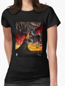 Challenge Womens Fitted T-Shirt