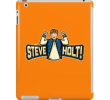 Steve Holt! iPad Case/Skin