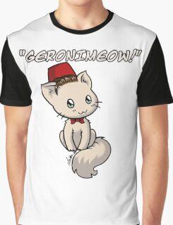 Geronimeow Graphic T-Shirt