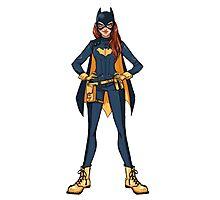 Batgirl of Burnside Photographic Print
