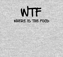 Where is the food Unisex T-Shirt