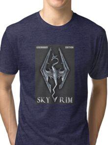 Skyrim Legendary Edition Tri-blend T-Shirt