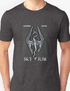 Skyrim Legendary Edition T-Shirt