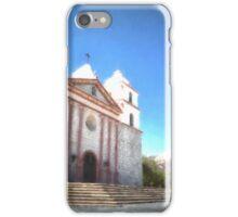 Santa Barbara Mission iPhone Case/Skin