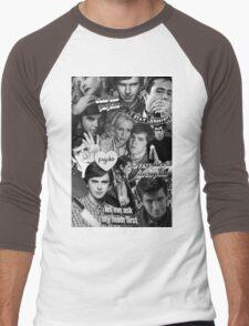 Bae Motel Men's Baseball ¾ T-Shirt