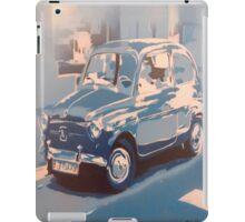 Fiat 500 iPad Case/Skin
