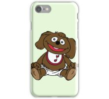 Muppet Babies - Rowlf iPhone Case/Skin