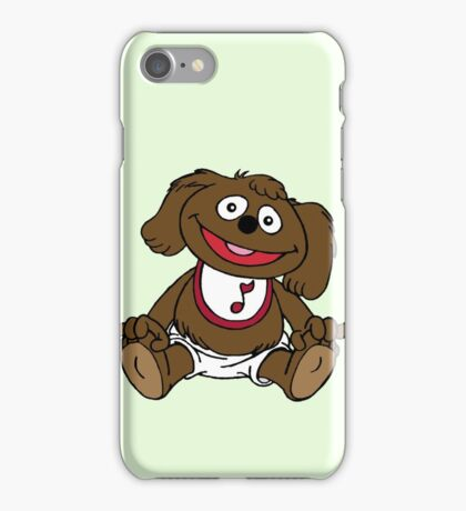 Muppet Babies - Rowlf iPhone Case/Skin