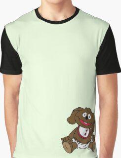Muppet Babies - Rowlf Graphic T-Shirt