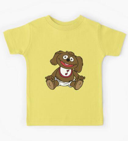 Muppet Babies - Rowlf Kids Tee