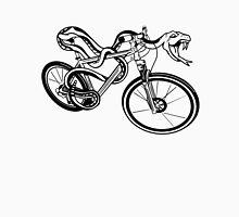 Snake Riding  A Bike Unisex T-Shirt