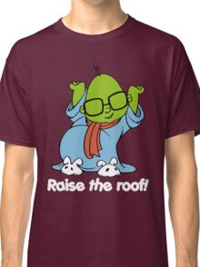 Muppet Babies - Bunsen - Raise The Roof - White Font Classic T-Shirt