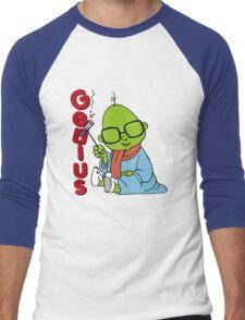 Muppet Babies - Bunsen - Genius Men's Baseball ¾ T-Shirt