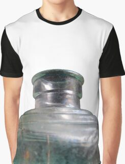 OLD SHOE POLISH BOTTLE Graphic T-Shirt