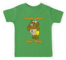 Muppet Babies - Fozzie Bear - Tastes Great - Sucking Thumb Kids Tee