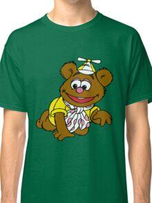Muppet Babies - Fozzie Bear - Crawling Classic T-Shirt