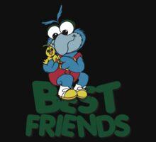 Muppet Babies - Gonzo & Camilla 01 - Best Friends One Piece - Long Sleeve