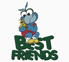 Muppet Babies - Gonzo & Camilla 01 - Best Friends Kids Tee
