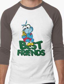 Muppet Babies - Gonzo & Camilla 01 - Best Friends Men's Baseball ¾ T-Shirt