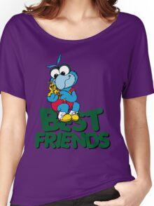 Muppet Babies - Gonzo & Camilla 01 - Best Friends Women's Relaxed Fit T-Shirt
