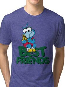 Muppet Babies - Gonzo & Camilla 01 - Best Friends Tri-blend T-Shirt