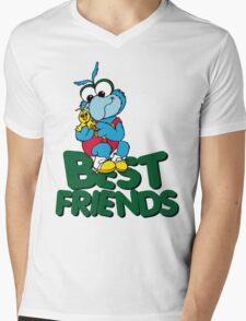 Muppet Babies - Gonzo & Camilla 01 - Best Friends Mens V-Neck T-Shirt