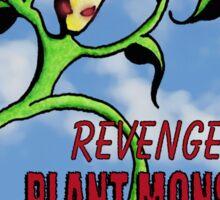 Revenge of the Plant Monster Sticker