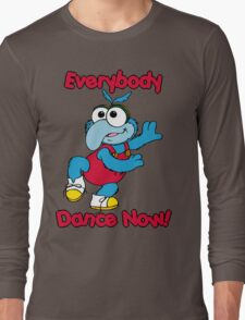 Muppet Babies - Gonzo 01 - Everybody Dance Now Long Sleeve T-Shirt