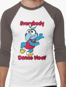 Muppet Babies - Gonzo 01 - Everybody Dance Now Men's Baseball ¾ T-Shirt
