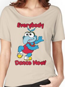 Muppet Babies - Gonzo 01 - Everybody Dance Now Women's Relaxed Fit T-Shirt