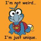 Muppet Babies - Gonzo 02 - I'm Not Weird... by DGArt