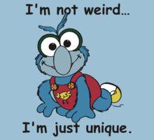 Muppet Babies - Gonzo 02 - I'm Not Weird... Baby Tee